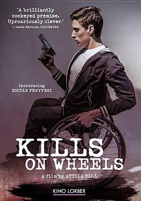 Cover image for Kills on wheels