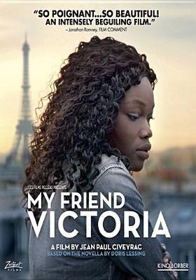 Cover image for My friend Victoria = Mon amie Victoria