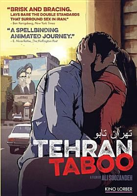 Cover image for Tehran taboo