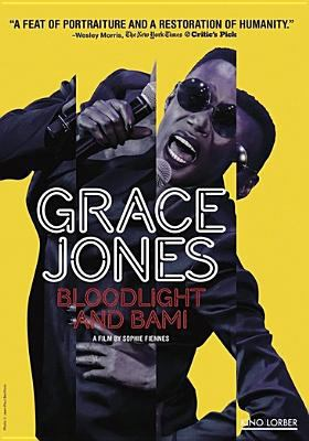 Cover image for Grace Jones : bloodlight and bami