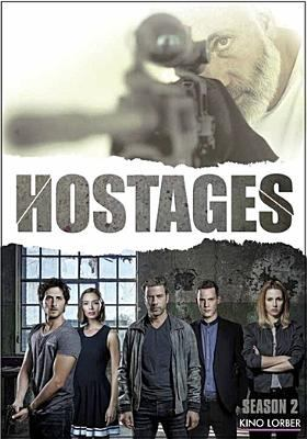 Cover image for Hostages. Season 2