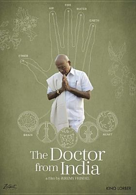 Cover image for The doctor from India