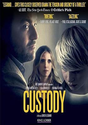 Cover image for Custody