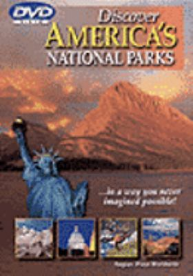 Cover image for Discover America's national parks