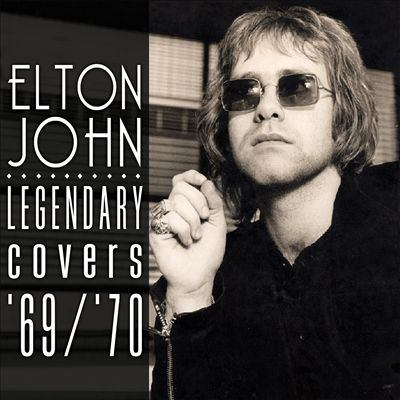 Cover image for Legendary covers '69/'70