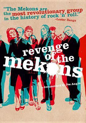 Cover image for Revenge of the Mekons