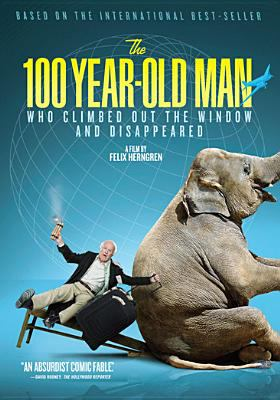 Cover image for The 100 year-old man who climbed out the window and disappeared