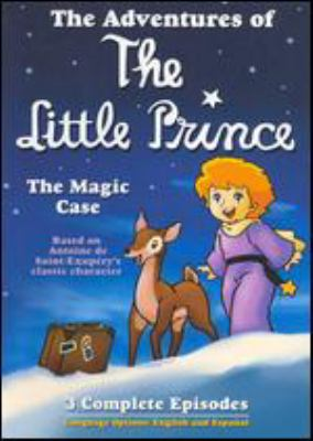 Cover image for The adventures of the Little Prince. The magic case