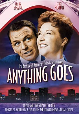 Cover image for Cole Porter's Anything goes