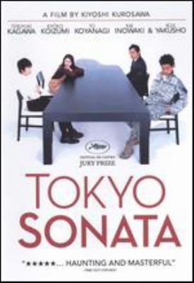 Cover image for Tokyo sonata
