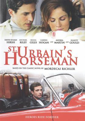 Cover image for St. Urbain's horseman