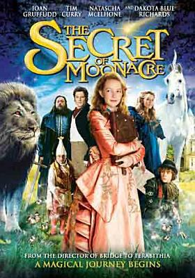 Cover image for The secret of Moonacre