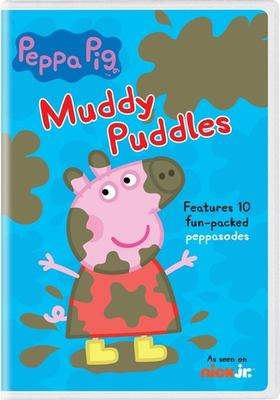 Cover image for Peppa Pig : muddy puddles