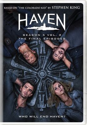 Cover image for Haven. Season 5, Vol. 2 : The final episodes