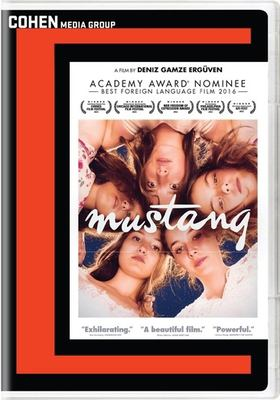Cover image for Mustang