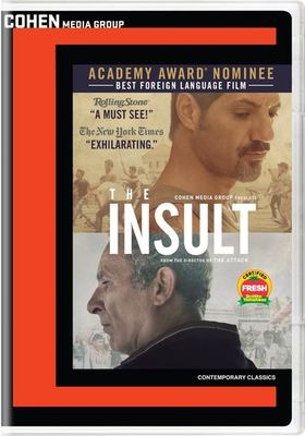 Cover image for The insult
