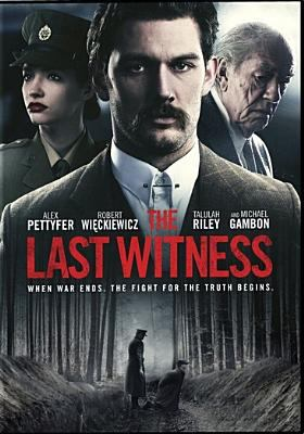 Cover image for The last witness