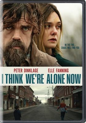 Cover image for I think we're alone now