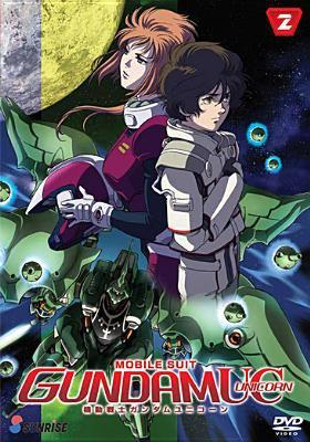 Cover image for Mobile suit Gundam uc (unicorn). Part 2