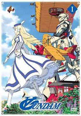 Cover image for Turn A Gundam. Part 1.