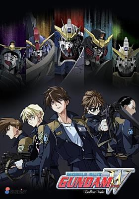 Cover image for Mobile suit Gundam wing : endless waltz