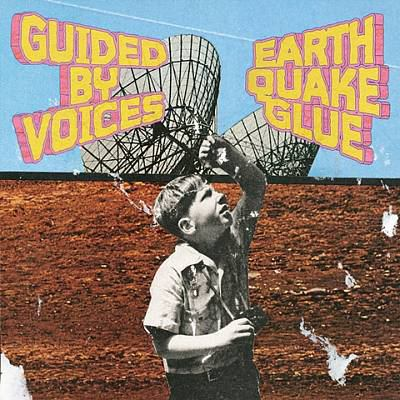 Cover image for Earth quake glue