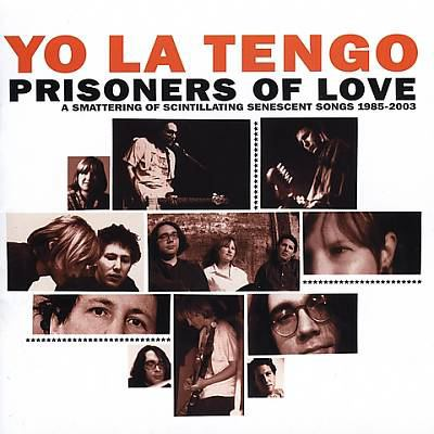 Cover image for Prisoners of love a smattering of scintillating senescent songs, 1984-2003