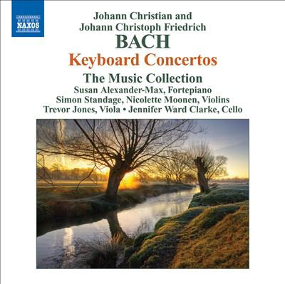 Cover image for Keyboard concertos