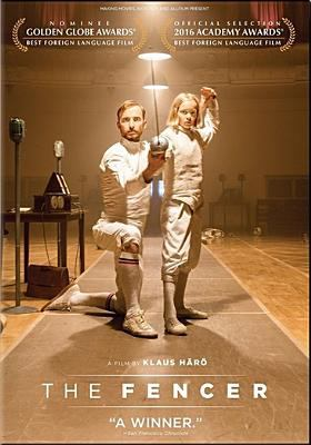 Cover image for The fencer