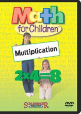 Cover image for Multiplication