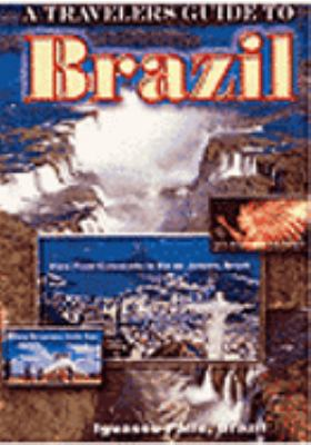 Cover image for A travelers guide to Brazil