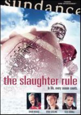 Cover image for The slaughter rule