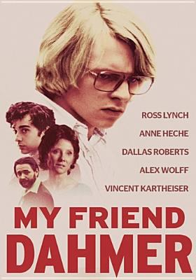 Cover image for My friend Dahmer