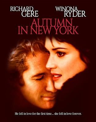 Cover image for Autumn in New York