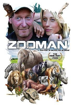 Cover image for Zoo man