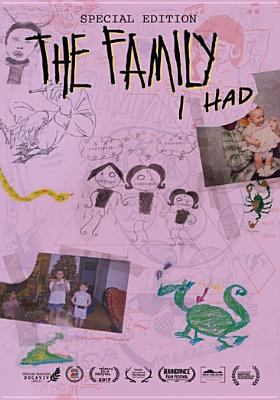 Cover image for The family I had