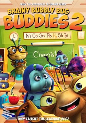 Cover image for Brainy bubbly bug buddies 2