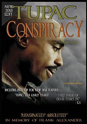 Cover image for Tupac conspiracy