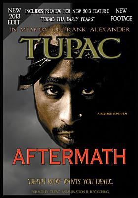 Cover image for Tupac aftermath