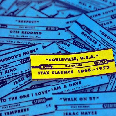 Cover image for Soulsville, U.S.A. Stax classics 1965-1973.