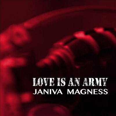 Cover image for Love is an army