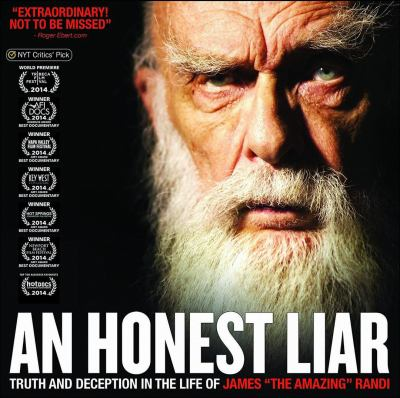 Cover image for An honest liar