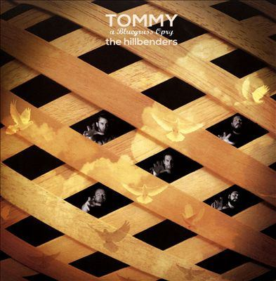 Cover image for Tommy a bluegrass opry