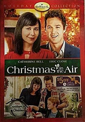 Cover image for Christmas in the air