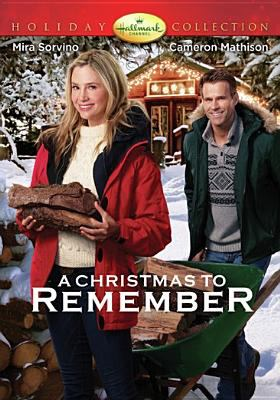 Cover image for A Christmas to remember