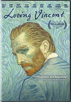 Cover image for Loving Vincent