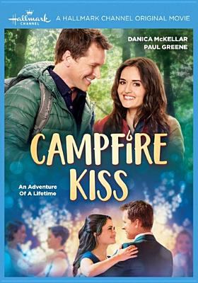 Cover image for Campfire kiss