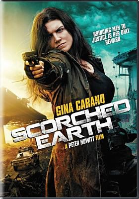 Cover image for Scorched earth