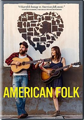 Cover image for American folk