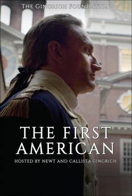 Cover image for The first American